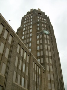 Buffalo Central Terminal - Tower