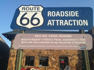 Route 66 - Rock Cafe
