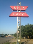 Route 66 - Rock Cafe; Stroud, Oklahoma