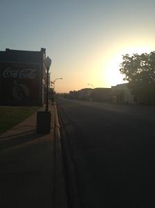 Stroud, Oklahoma: Route 66.