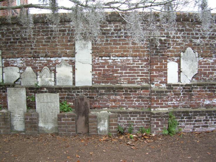 Colonial Park Cemetery - Savannah, GA