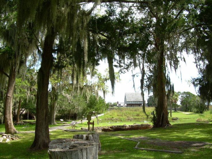 Fort King George - Darien, GA