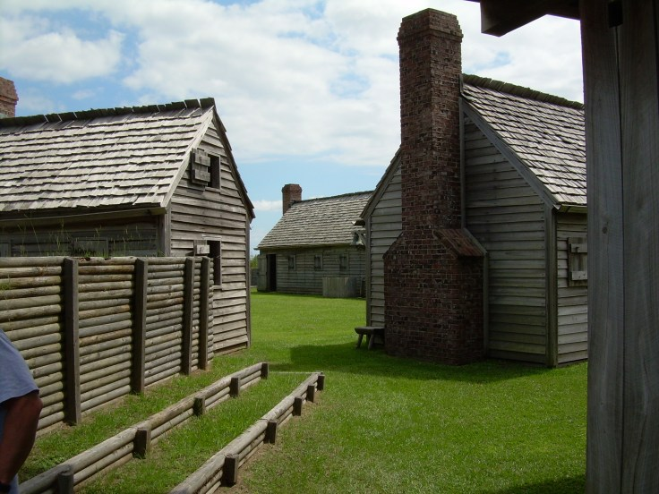 Fort King George - Darien, GA