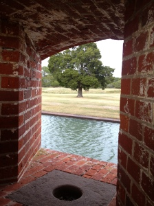 Inside Fort Pulaski  - Tybee Island, GA