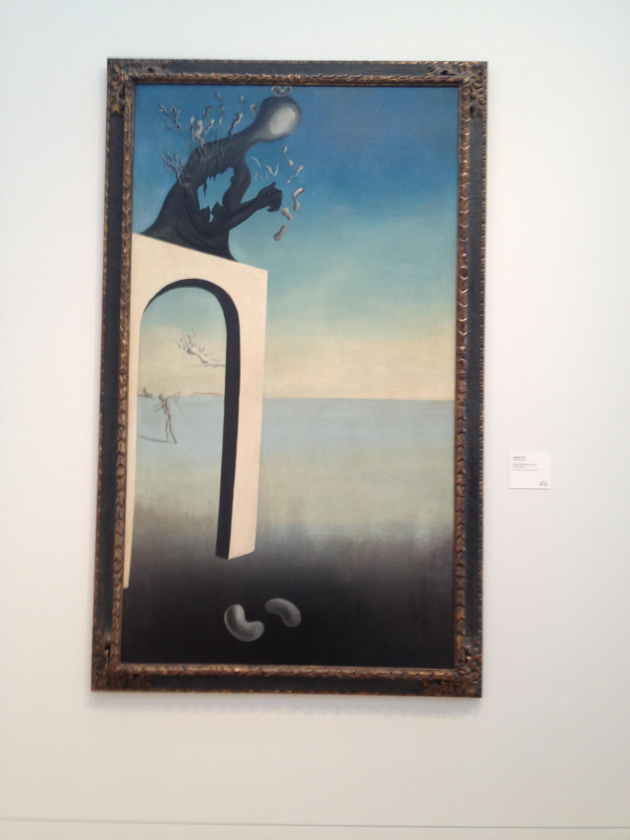 salvador dali s paintings