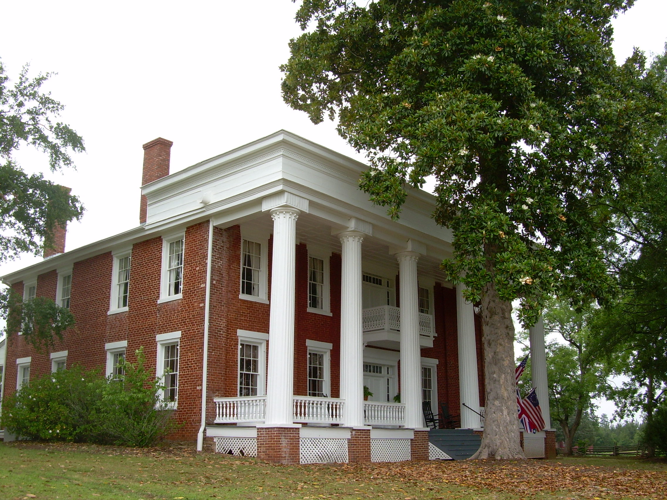 The fitzpatrick hotel your home base in washington ga for Calloway homes