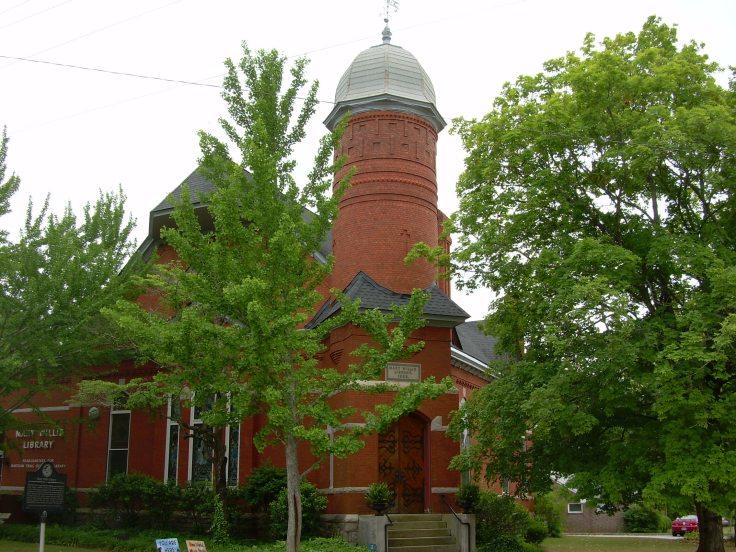 Mary Willis Library - Washington, GA