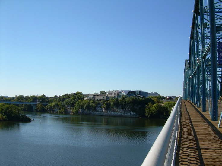 Walnut Street Bridge - Chattanooga,TN