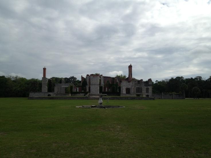 Dungeness Ruins - Cumberland Island, GA