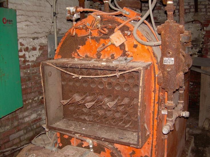 Boiler - Ashmore Estates: Ashmore, IL