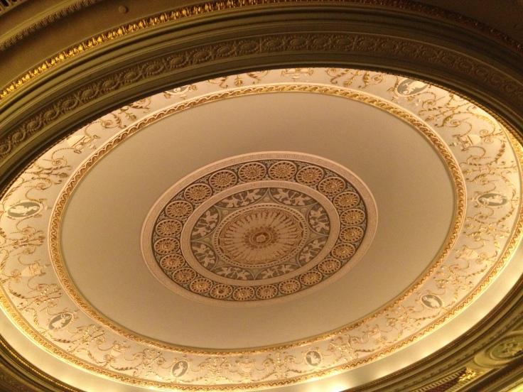 Ceiling Lucas Theatre