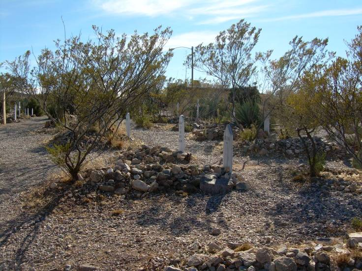Boot Hill Cemetery - Tombstone, AZ
