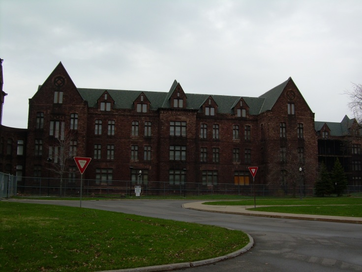The Richardson Olmsted Complex