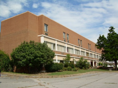 Old South Pittsburg Hospital - Tennessee