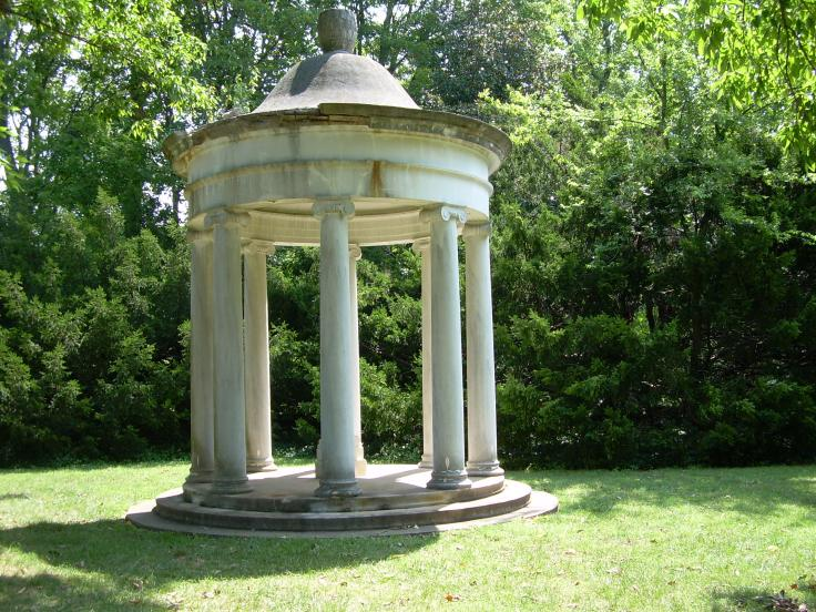 Gazebo at Chatham Manor - Fredericksburg, VA