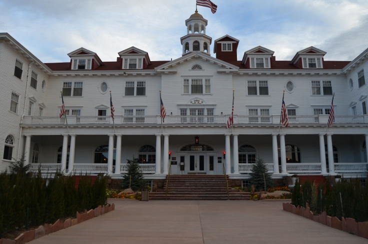 The Stanley Hotel - Estes Park, CO