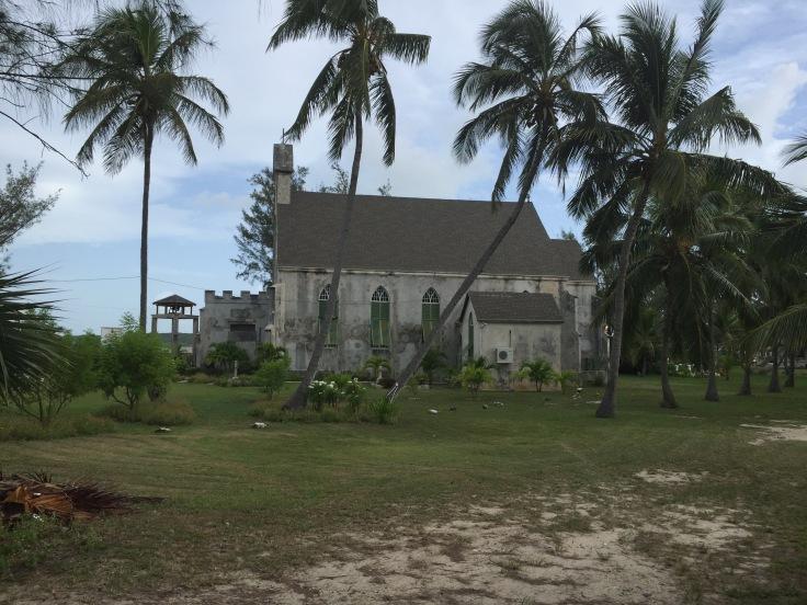 St. Patrick's Church - side view