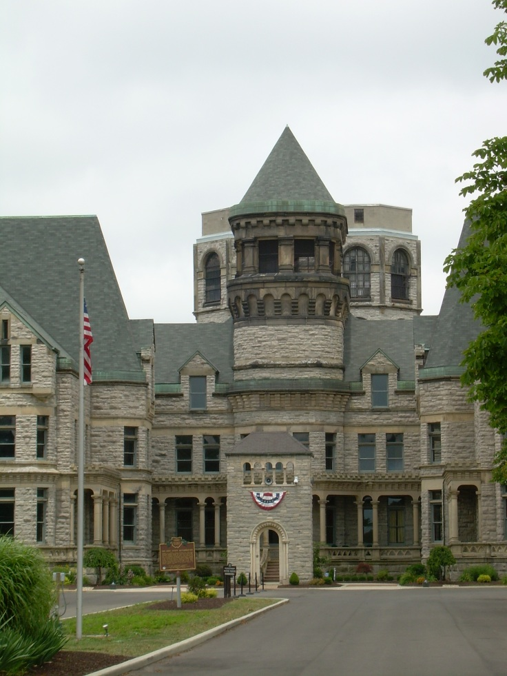 Mansfield - The Ohio State Reformatory