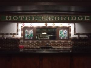 The Eldridge - Lawrence, Kansas