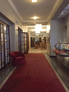 The Eldridge Hotel - Lawrence, Kansas