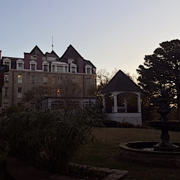 Crescent Hotel - Daybreak